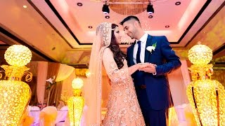 getlinkyoutube.com-Pakistani Wedding Mohsin & Mariyam