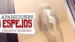 getlinkyoutube.com-DIY ESPEJOS SINIESTROS | DECORACIÓN PARA HALLOWEEN | #Halloween | COOKIES IN THE SKY