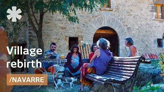 Medieval Spanish ghost town becomes self-sufficient ecovillage