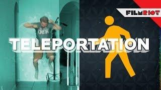 getlinkyoutube.com-How to: Teleportation