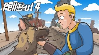 getlinkyoutube.com-FELLOUT 4 (Fallout 4 Cartoon Parody)