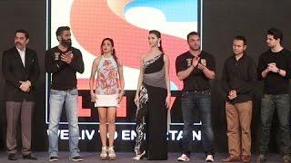 getlinkyoutube.com-UNCUT - Liv Fit Fitness Launch By Sony Liv   Sohail Khan, Sooraj Pancholi, Sunil Shetty