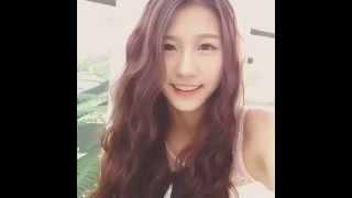 getlinkyoutube.com-So cute :3 Joyce Chu learn korean language