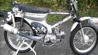 getlinkyoutube.com-スーパーカブでスポーツバイクと勝負した男の話≪カブ丸シリーズ12≫