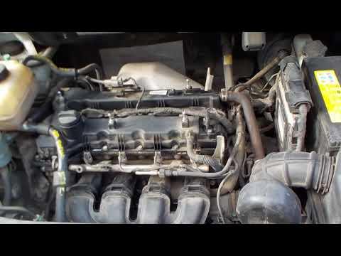 Двигатель Ssang Yong для Actyon New C 2010 после