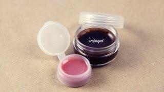 Como hacer tu propio brillo labial Facil // Lip balm How-to