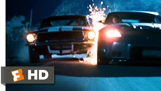 getlinkyoutube.com-The Fast and the Furious: Tokyo Drift (10/12) Movie CLIP - The Race Begins (2006) HD