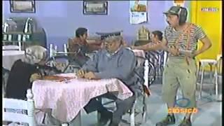 CHESPIRITO 1979 1981- El Chavo del Ocho- Los ratones en el restaurante- parte 7 HD