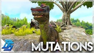getlinkyoutube.com-Ark Survival Evolved - Breeding Mutations , How to get Mutations , X-Men Dinos