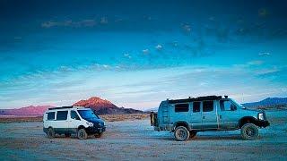 Sportsmobile - Mojave Road Trail, USA