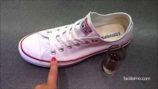 getlinkyoutube.com-Cómo blanquear zapatillas de deporte | facilisimo.com