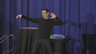 getlinkyoutube.com-Tony Horton P90X Delivering A KICK-BUTT Presentation That Will Inspire You To Get In Better Shape