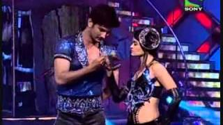 getlinkyoutube.com-Sushant & Shampa's first performance on Om Shanti Om - JDJ4 13th December 2010 HQ