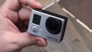 GoPro Hero3: diversão até dentro de casa