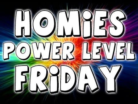 "Homies Power Level Friday: HomieCraft Ep.6 ""New Computer=Fancy"""