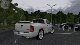 getlinkyoutube.com-City Car Driving 1.5.3 Dodge Ram SRT10 [G27]
