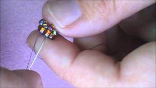 getlinkyoutube.com-Pumpkin Earrings