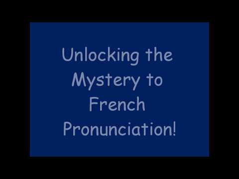 French Pronunciation Tips for Beginners