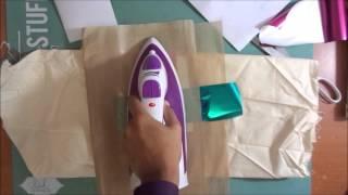 getlinkyoutube.com-Can you use Heidi Swapp Minc Foil with an Iron?!?