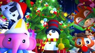 getlinkyoutube.com-Jingle Bells | One Horse Open Sleigh | Christmas Song for Children by Little Treehouse