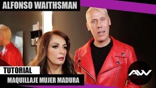 getlinkyoutube.com-Tutorial Maquillaje para mujer madura