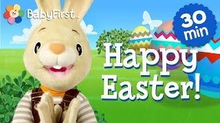 getlinkyoutube.com-Happy Easter! Harry the Bunny | Half Hour Compilation of Children Shows | BabyFirst
