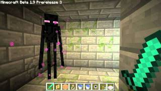 getlinkyoutube.com-Minecraft 1.9 Tour - Stronghold and Silverfish!