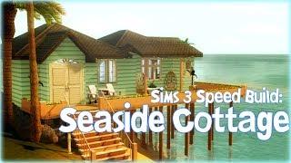 getlinkyoutube.com-Seaside Cottage - The Sims 3 Speed Build