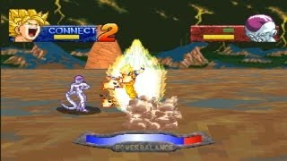 Dragon Ball Z Legends Z Fighters vs Frieza (Namek Saga)