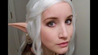 getlinkyoutube.com-Elf Cosplay with Aradani Studios Elf Ears!