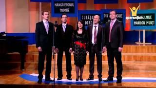 Christall Quartet si Luiza Spiridon - Candela de dor - LIVE Speranta la orizont