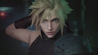 getlinkyoutube.com-Final Fantasy 7 Remake Gameplay Trailer - Playstation Experience 2015