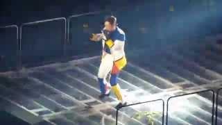 getlinkyoutube.com-151011 -  BIGBANG NJ MADE TOUR - T.O.P - Doom Dada -