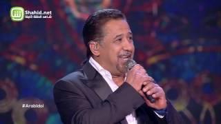 getlinkyoutube.com-Arab Idol – العروض المباشرة –  الشاب خالد – روحي يا وهران