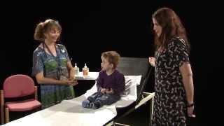getlinkyoutube.com-Paediatric Clinical Examinations - The Abdomen
