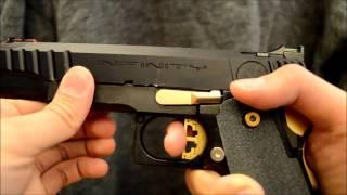 getlinkyoutube.com-(Airsoft) Tokyo Marui Hi-Capa 5.1 SV Infinity Custom Race Gun
