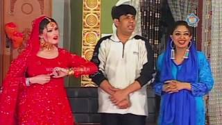 getlinkyoutube.com-Best Of Mastana and Naseem Vicky New Pakistani Stage Drama Full Comedy Clip