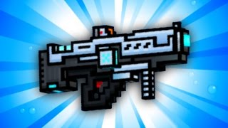 getlinkyoutube.com-Pixel Gun 3D - Sub-Zero [Review]