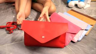 getlinkyoutube.com-BAGS - Envelope Clutch