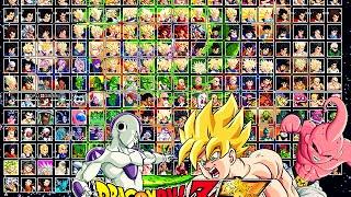 getlinkyoutube.com-Dragon Ball Z Battle of Z Mugen Download