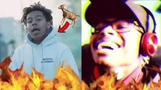 LETS GO!   YBN Cordae - Kung Fu   Reaction