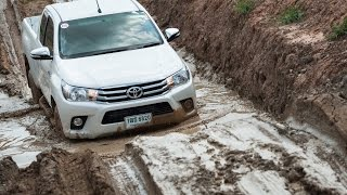 getlinkyoutube.com-Test Drive Toyota REVO(ทดสอบ โตโยต้า รีโว่) : Off Road