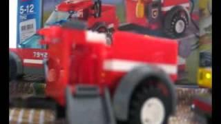 getlinkyoutube.com-Lego Ninjago en Navidad de Bryan