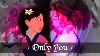 getlinkyoutube.com-Only You - A Multi Femslash Crossover