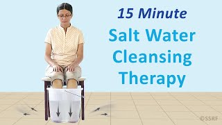 getlinkyoutube.com-Salt water treatment (Spiritual healing)