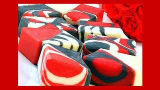 getlinkyoutube.com-Red Flare Hot Process Soapmaking Tutorial