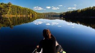 getlinkyoutube.com-Algonquin Canoe Trip