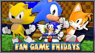 getlinkyoutube.com-Fan Game Fridays - Sonic Robo Blast 2