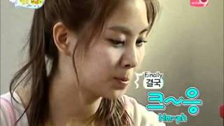getlinkyoutube.com-소녀시대 SNSD gets angry (Part 1)