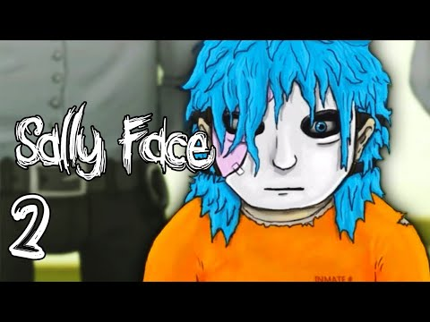 Sally Face - FULL Walkthrough Gameplay ITA - Parte 2 + Finale